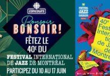 Concours Bonsoir Bonsoir du Festival International de Jazz de Montréal