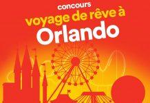 Concours Voyage De Rêve à Orlando