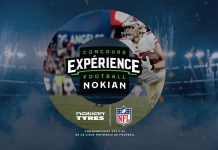 RDS - Concours Expérience Football Nokian