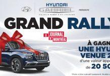 Concours Le Grand Rallye Journal De Montréal 2020