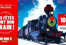 Metro - Concours Les Fêtes Vont Bon Train