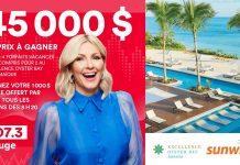 Concours Rouge FM 1000$ Facile 2020
