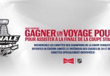 Concours Budweiser Hockey 2020