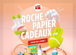 Concours Couche Tard Roche Papier Cadeaux 2021