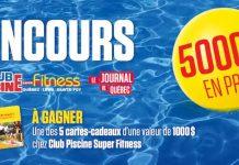 Concours Journal De Québec Club Piscine 2020