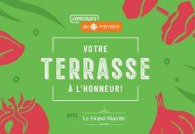 Concours Radio Canada Premiere Heure Votre Terrasse À l'Honneur 2020