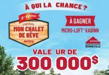 Concours Métro Mon Chalet De Rêve 2020