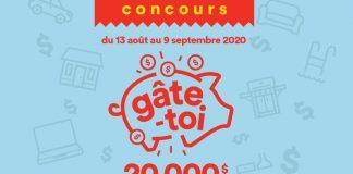 Concours Super C Gâte-Toi 2020