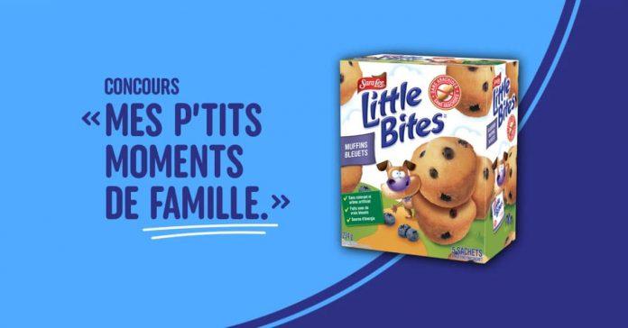 Concours TVA Mes P'tits Moments De Famille 2020