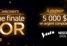 Concours La Voix Une Finale En Or 2020