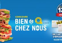 POM - Concours Bien De Chez Nous 2020