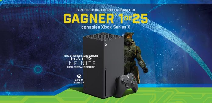 Concours Grignote Avec Xbox 2020
