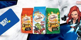 Concours IGA Goldfish 2020