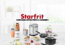 Concours Salut Bonjour Starfrit 2020