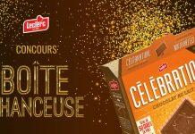 Concours Leclerc Biscuits Célébration La Boîte Chanceuse 2021
