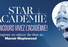 Concours Star Academie 2021