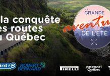Concours Robert Bernard À La Conquête Des Routes Du Québec 2021