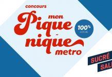 Concours Mon Pique-Nique Métro de Sucré Salé 2021