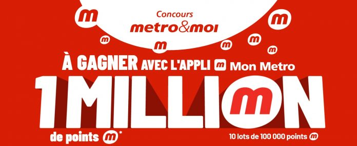 Concours Mon Metro 2021